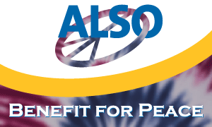 Logo for 2018 Benefit for Peace
