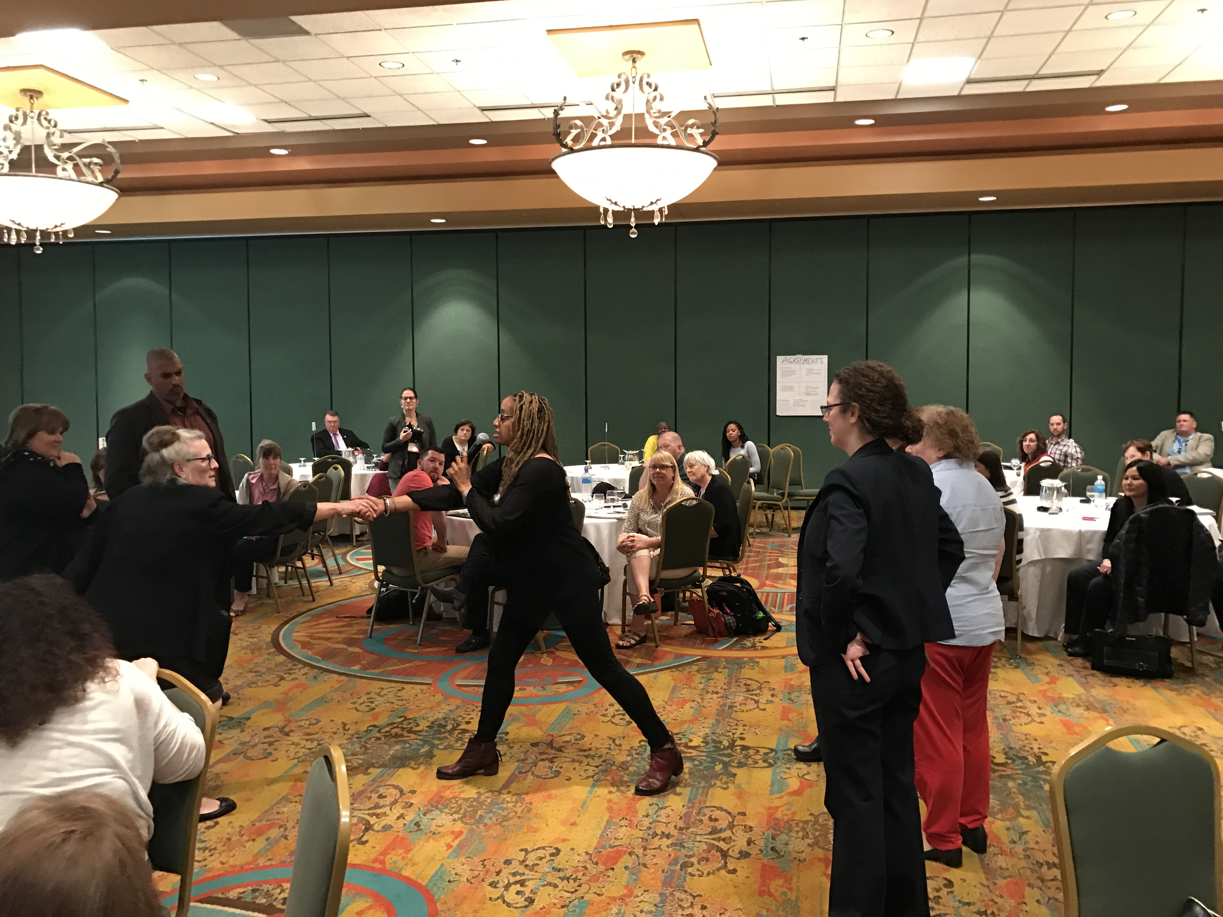 Survivors Come First at the Annual STOP Meeting