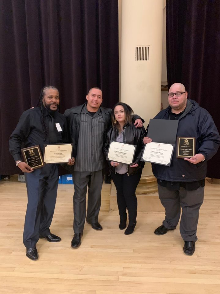 Metropolitan Peace Academy: Graduation for Street Outreach Workers