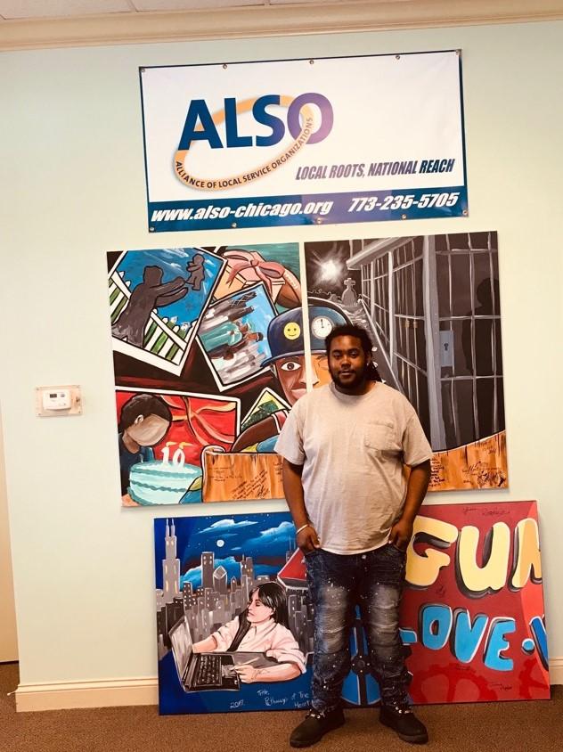 Safe Streets, A Participant's Story: Alex Atkins