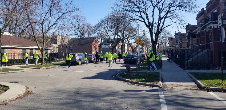 In the Community: Street Outreach during COVID-19
