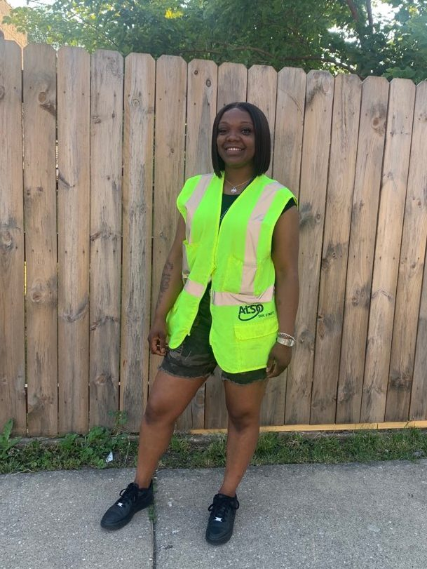 Get to Know: Cierra McGee, ALSO Outreach Worker